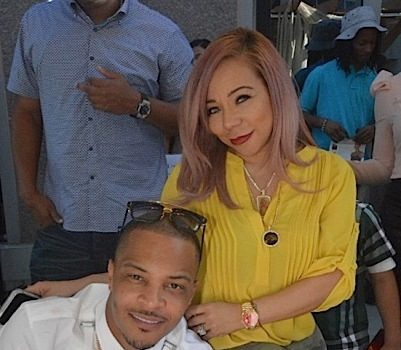 T.I. (Sorta) Breaks Silence Amidst Rumors Tiny Wants Divorce [Photo]