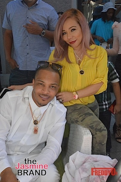 T.I. Says 9 Year Relationship To Wife Tiny Has Been Great: She Is Very Tolerant