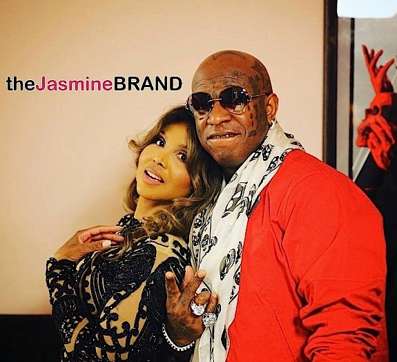 Rumored Couple Toni Braxton & Birdman Go Public (Sorta)! Spotted Holding Hands At Mall [VIDEO]