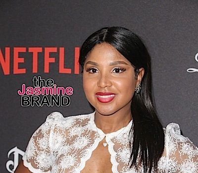 (EXCLUSIVE) Toni Braxton's Tax Debt Cleared With Uncle Sam