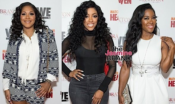 "Kenya Moore, Porsha Williams, Mimi Faust, Kelly Price, Sherri Shepherd Attend ""Match Made In Heaven"" Premiere [Photos]"