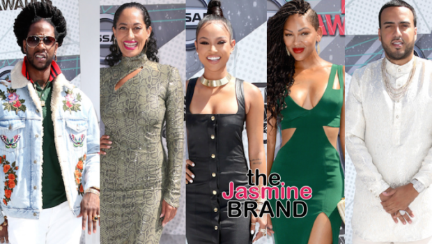 BET Awards Red Carpet: Tracee Ellis Ross, Meagan Good, French Montana, Loni Love, Karrueche Tran, Janelle Monae, Alexis Ayaana, 2 Chainz [Photos]