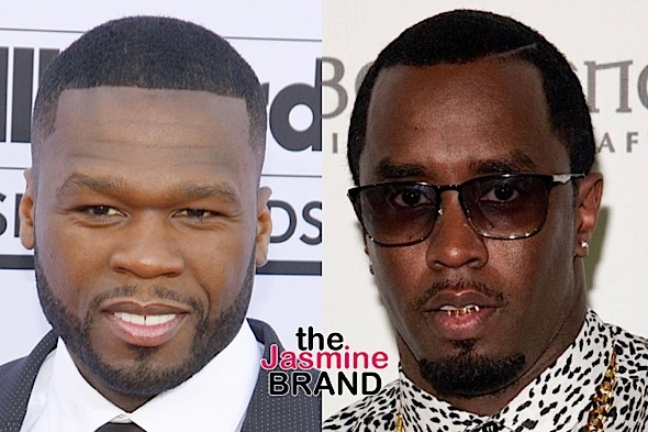 50 Cent Implies Diddy Is Gay: He Offered To Take Me Shopping [VIDEO]