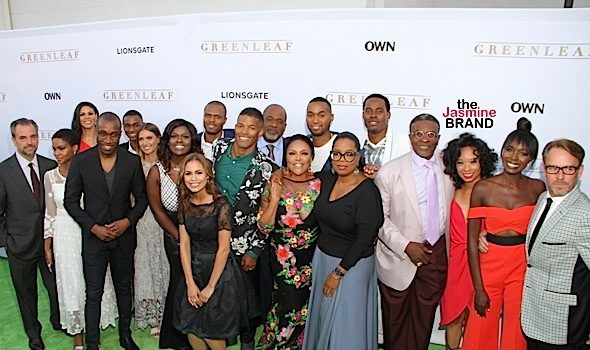 "OWN Premieres ""GREENLEAF"": Oprah, Lynn Whitfield, Merle Dandridge, Lamman Rucker & Cast Attend [Photos]"