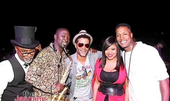 Eric Benet, Shanice Wilson, Flex Alexander, Cornel West Celebrate Prince Tribute [Photos]