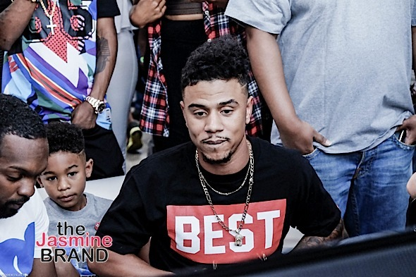 Trindad James, Moniece Slaughter, Alexis Ayaana, Safaree Samuels Spotted at NextLevel Gaming Event [Photos]