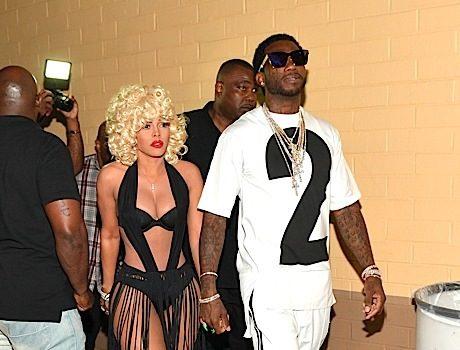 Gucci Mane Hosts 'Welcome Home' Concert With Girlfriend Keyshia Ka'oir [Spotted. Stalked. Scene.]