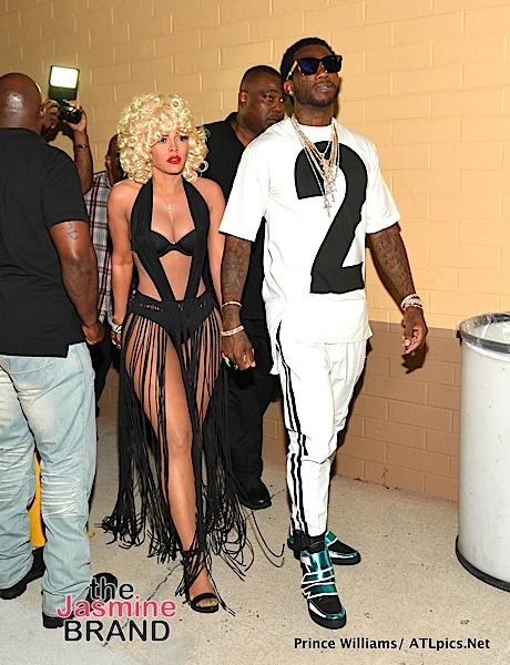 Gucci Mane Hosts 'Welcome Home' Concert With Girlfriend Keyshia Ka'oir [Spotted. Stalked. Scene.]