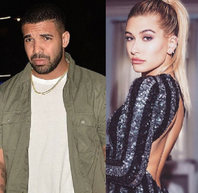 New Couple Alert? Drake Gets Flirty With Justin Bieber's Ex Hailey Baldwin