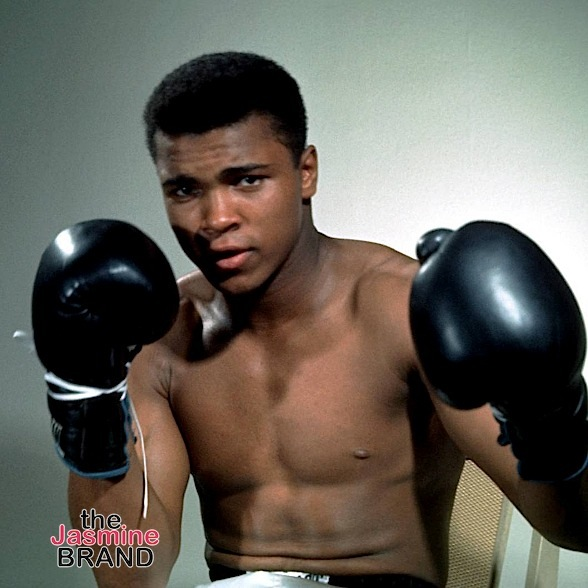 Muhammad Ali Dies At 74: Celebrities Send Condolences [Photos]