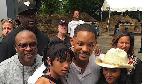 The Roots Picnic: Will & Willow Smith, DMX, Usher, Nicki Minaj, Meek Mill, Jazmine Sullivan [Photos]