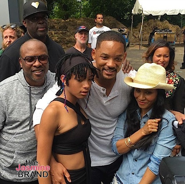 The Roots Picnic: Will & Willow Smith, DMX, Usher, Nicki Minaj, Meek Mill, Jazmine Sullivan [Photos]