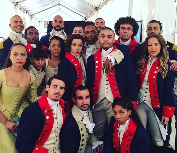 White Actors Could Sue 'Hamilton' Production For Reverse Discrimination