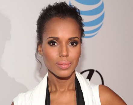 Kerry Washington Campaigns to End Domestic Violence
