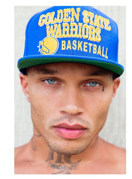 Jeremy Meeks AKA #PrisonBae Shares His 1st Modeling Photos