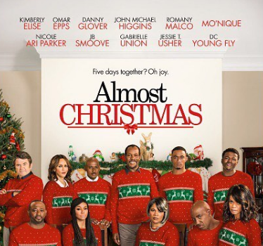'Almost Christmas' Trailer Starring Mo'Nique, Gabrielle Union, Kimberly Elise, Danny Glover [VIDEO]