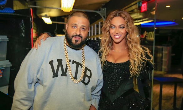 DJ Khaled Pens Open Letter to Beyonce: You are the queen!