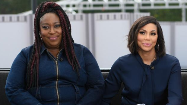 Loni Love Says 'The Real' Producers Are Looking For Tamar's Replacement: We don't know who they're going to choose.