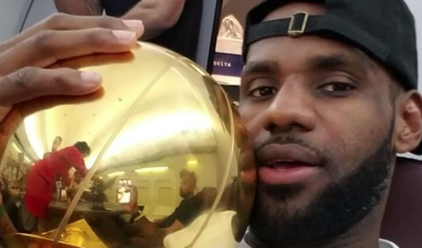 LeBron James Pens Personal Message to His Haters: Put Some Respeck On My Name!