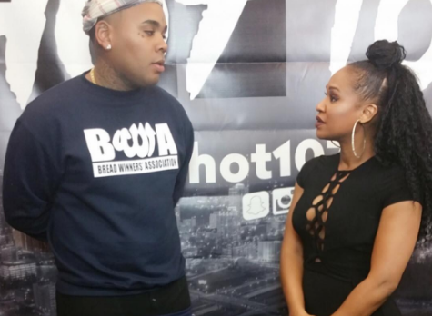 Rapper Kevin Gates Says It's Inappropriate To Touch A Married Man: I'm holy. [VIDEO]