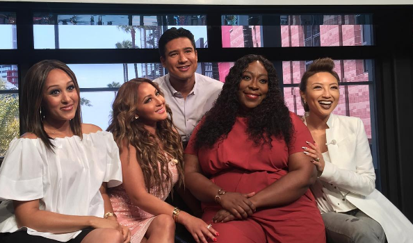 """""""The Real"""" Sits Down For 1st Interview Together Since Tamar Braxton's Exit"""