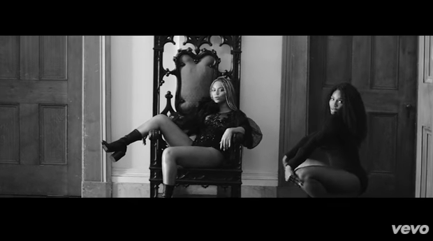 ICYMI: Beyonce Releases 'Sorry' Video With A Twerking Serena Williams [WATCH]