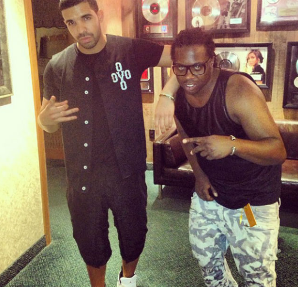 EXCLUSIVE: Drake To Producer 'Detail' – If You're Suing Me, You Have To Show Up For Court!