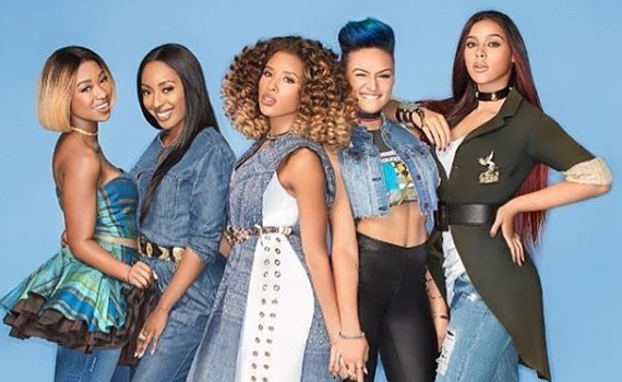 Kelly Rowland's Girl Group Reveals Name [VIDEO]