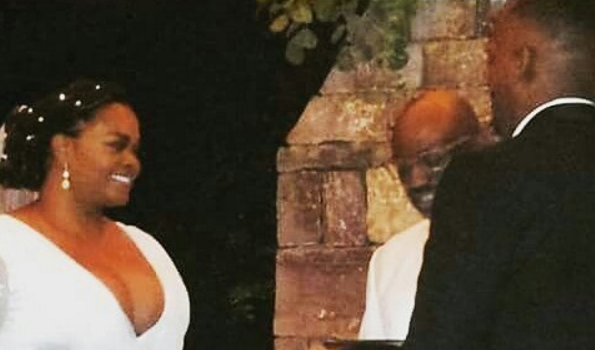 Jill Scott is Married + See the Wedding Photos!