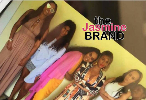 Solange Knowles Celebrates 30th B-Day With Sister Beyonce & Friends [Photos]