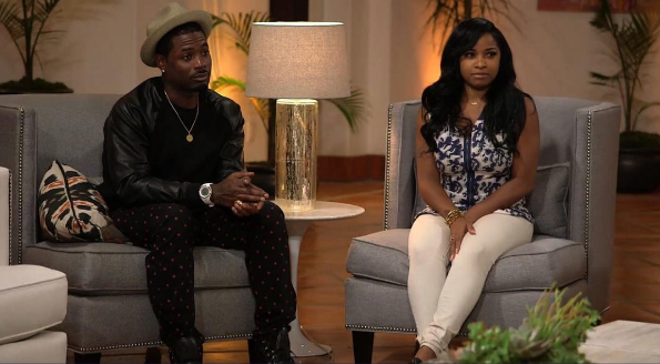 Memphitz Says He Never Hit A Woman, After Explosive 'Marriage Bootcamp' Footage Airs of Him Screaming at Toya Wright [VIDEO]