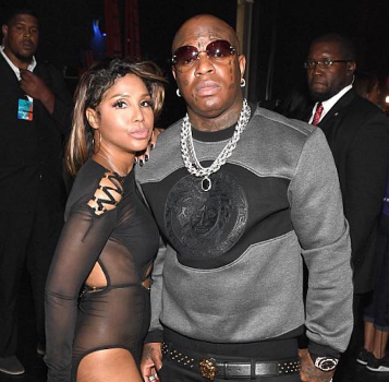 Birdman Buys Girlfriend Toni Braxton Bentley Truck [VIDEO]