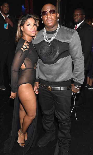 Toni Braxton Opens Up About Boyfriend Birdman: This could be a great love affair.
