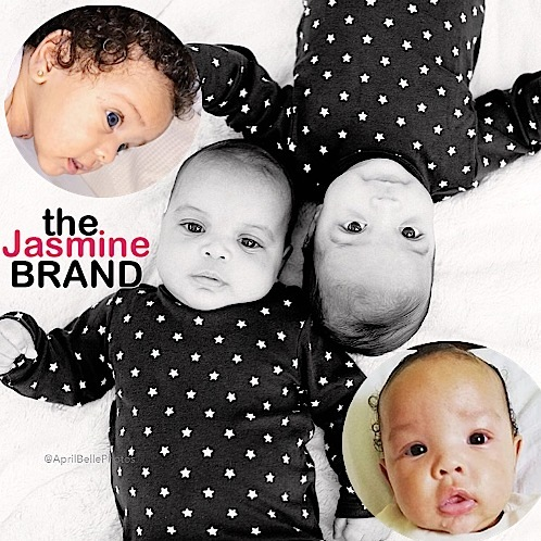 Fetty Wap & Masika Kaylsha Debut Daughter, Chris & Adrienne Bosh's Twins Are 3 Months + T.I. & Tiny's Daughter Versace Swag [Baby Fever]