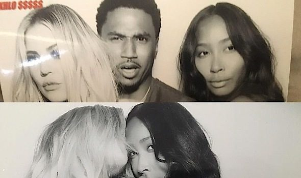 Cassie, Trey Songz, Malika Haqq, Apryl Jones, Kanye West, Tyga Hit Khloe Kardashian's Dave & Busters Bash [Photos]