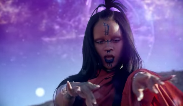 Watch Rihanna's 'Sledgehammer' Video