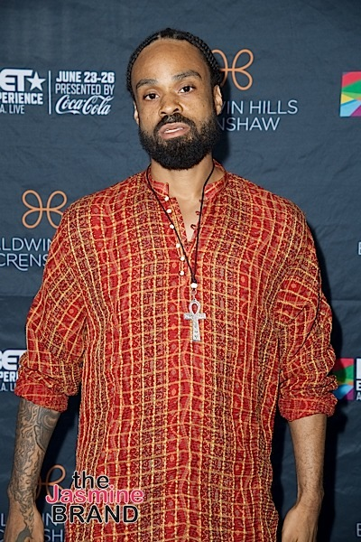 LOS ANGELES, CA - JUNE 18: Singer-Songwriter Bilal performs at the 2016 BET Experience at Baldwin Hills Crenshaw Plaza on June 18, 2016 in Los Angeles, California. (Photo by Earl Gibson/BET/Getty Images for BET)