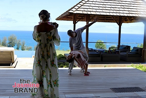 Beyonce, Jay Z & Blue Ivy Vacay in Hawaii [Photos]