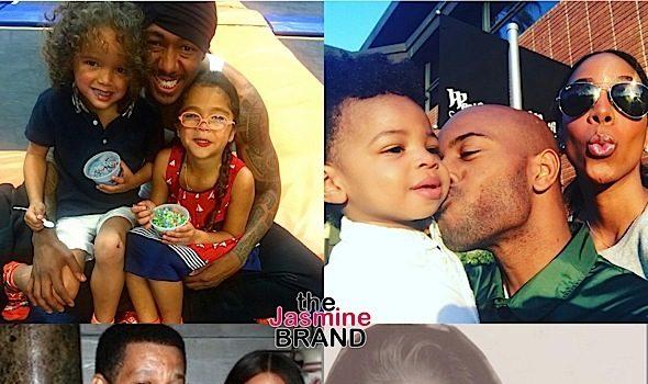 Celebs Pen Sweet Father's Day Messages: Kelly Rowland, DJ Khaled, Ciara, Solange Knowles, Kim Kardashian, Diddy, 2 Chainz, Michelle Obama