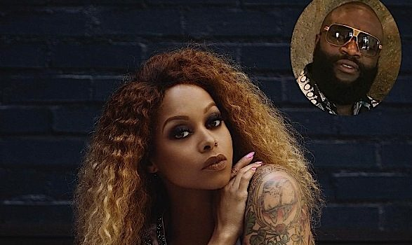 "Chrisette Michele & Rick Ross Reunite On ""Equal""  [New Music]"