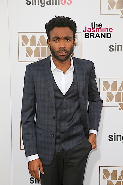 Donald Glover Joins 'Spider-Man: Homecoming'