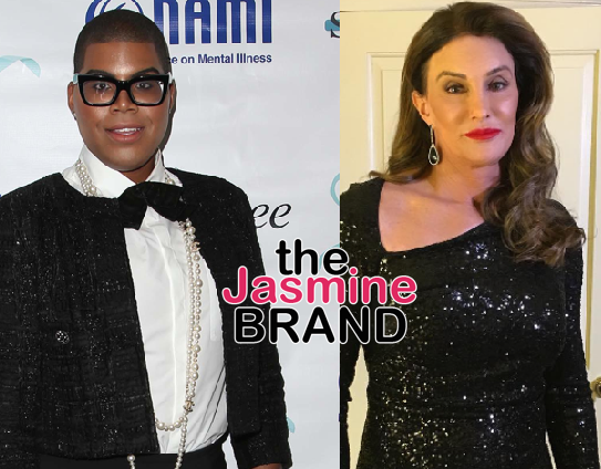 EJ Johnson, Caitllyn Jenner