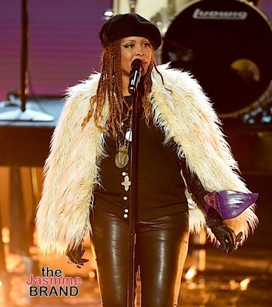 Erykah Badu Donating to Detroit Rape Kit Project