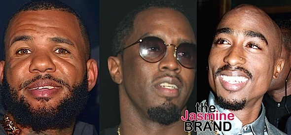 The Game: Diddy Didn't Kill Tupac! [VIDEO]