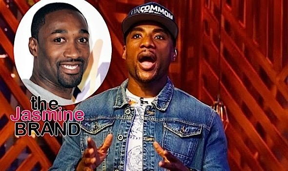 Gilbert Arenas Threatens to Sue Charlamagne & The Breakfast Club