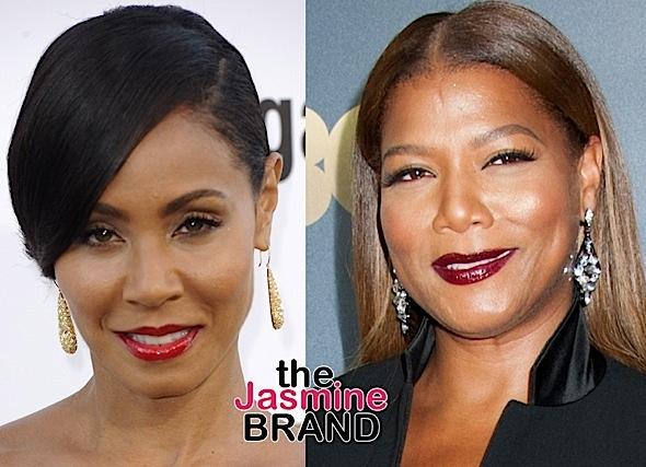 Queen Latifah & Jada Pinkett Smith To Star In 'Girl Trip'