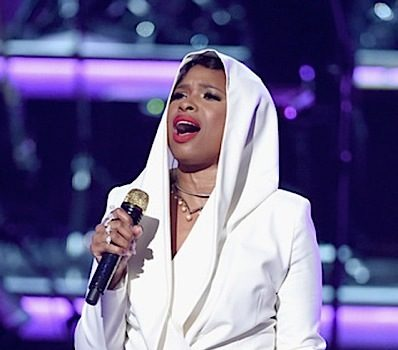 Jennifer Hudson Shuts Down The BET Awards With 'Purple Rain' Performance [VIDEO]