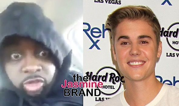 Justin Bieber Fight: Lamont Richmond Claims Brawl Started After Asking For Autograph [VIDEO]