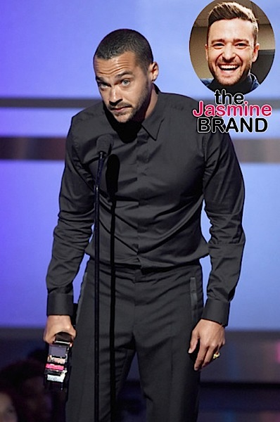 justin timberlake jesse williams-the jasmine brand