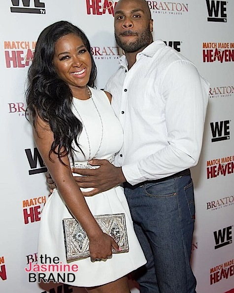 Kenya Moore's Boyfriend Defends Her From Haters: Leave her alone! [Photo]